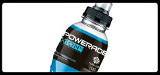 logotipo de Powerade